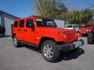 Vehicles - 2015 Jeep Wrangler Unlimited Sahara