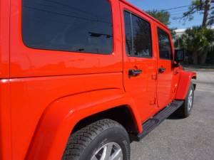 2015 Jeep Wrangler Unlimited Sahara - Image 9