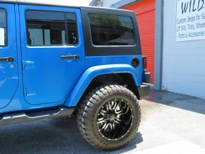 2015 Jeep Wrangler Unlimited Sahara Custom - Image 12