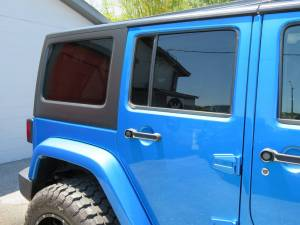 2015 Jeep Wrangler Unlimited Sahara Custom - Image 11