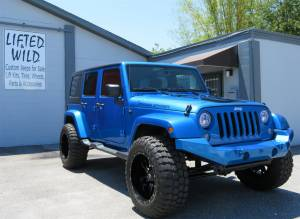 2015 Jeep Wrangler Unlimited Sahara Custom - Image 9