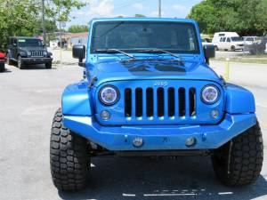 2015 Jeep Wrangler Unlimited Sahara Custom - Image 2
