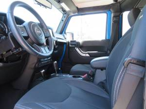 2015 Jeep Wrangler Unlimited Sahara Custom - Image 27