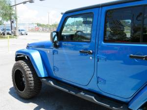 2015 Jeep Wrangler Unlimited Sahara Custom - Image 13