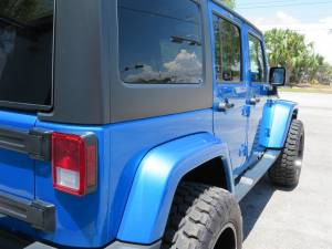 2015 Jeep Wrangler Unlimited Sahara Custom - Image 18