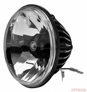 "Lighting - Headlights - KC HiLiTES - KC HiLiTES 6"" Gravity LED Insert - KC #42055 (Wide-40 Beam) 42055"