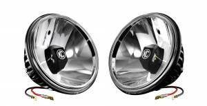 """KC HiLiTES 6"""" Gravity LED Insert Pair Pack System - KC #42056 (Wide-40 Beam) 42056"""