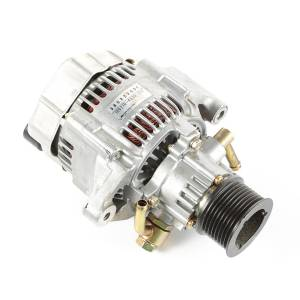Electrical - Alternator & Accessories - Omix-Ada - Omix-Ada Alternator, W/Vacuum Pump, 2.5L Diesel; 94-01 Cherokee/Grand Cherokee 17225.37