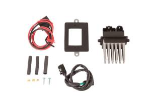 Engine Parts - Misc. Engine Parts - Omix-Ada - Omix-Ada Blower Resistor Module Upgrade Kit; 99-04 WJ 17909.06