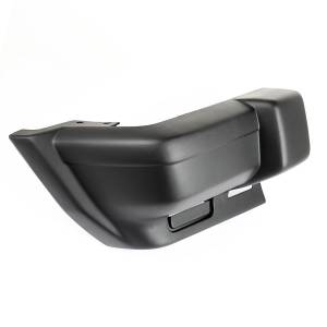 Exterior - Bumpers - Omix-Ada - Omix-Ada Bumper End, Right, Front, Black; 97-01 Jeep Cherokee XJ 12035.63