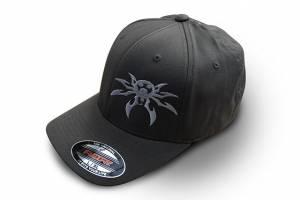 Apparel & Gear - Hats - Poison Spyder - Poison Spyder Psc Char Flx Hat S/M 50-46-204-S