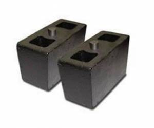 Pro Comp Suspension - Pro Comp Suspension 3in ALUMINUM LIFT BLOCK 95-300