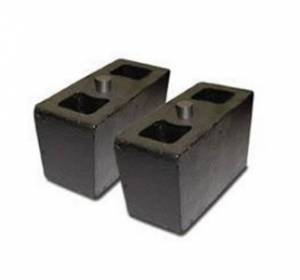 Pro Comp Suspension - Pro Comp Suspension 3in ALUMINUM LIFT BLOCK 95-304D