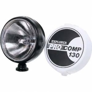 Lighting - Fog Lights - Pro Comp Suspension - Pro Comp Suspension 8in CR RND LIGHT  130W EA 9130