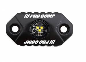 Pro Comp Suspension - Pro Comp Suspension 6 LED 9W ROCK LIGHT KIT 76501