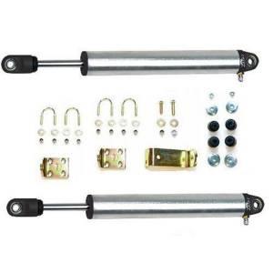 Components - Shocks & Struts - Pro Comp Suspension - Pro Comp Suspension DUAL STEERING STABILIZER KIT W/FOX SHOX 222581F