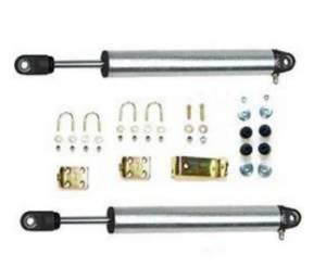 Components - Shocks & Struts - Pro Comp Suspension - Pro Comp Suspension DUAL STEERING STABILIZER KIT W/FOX SHOX 222582F